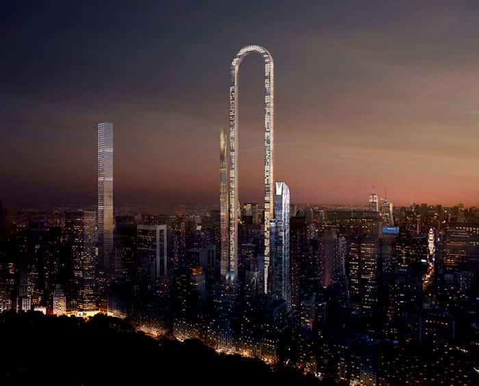 big bend rascacielos en forma de u 3