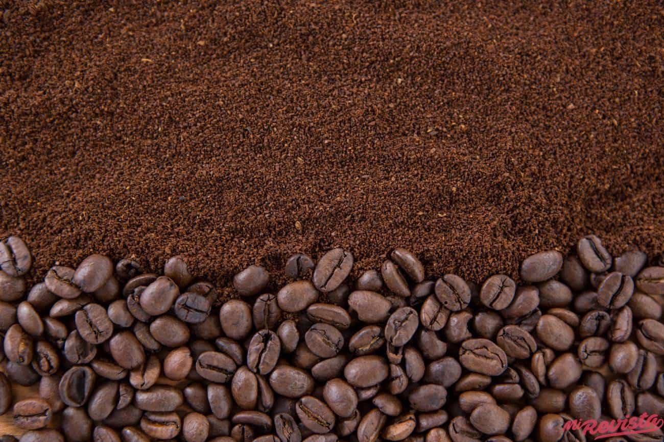 cafe en polvo
