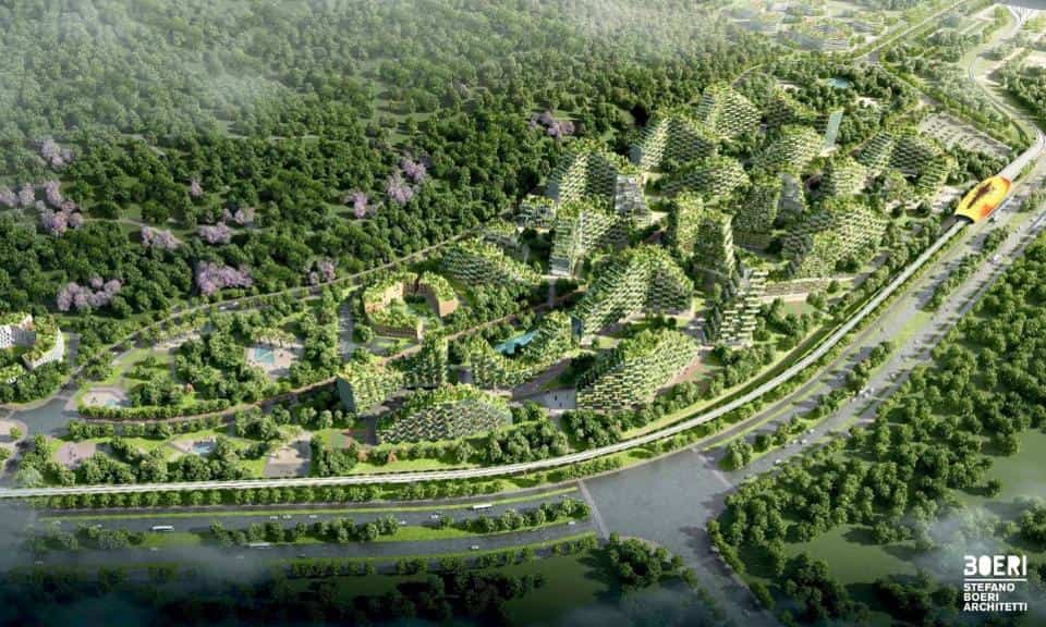ciudad bosque en china 6