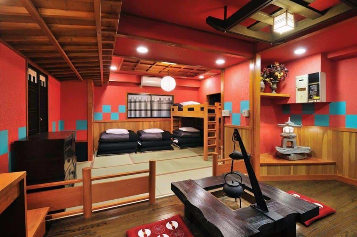 hoteles tematicos japon 1