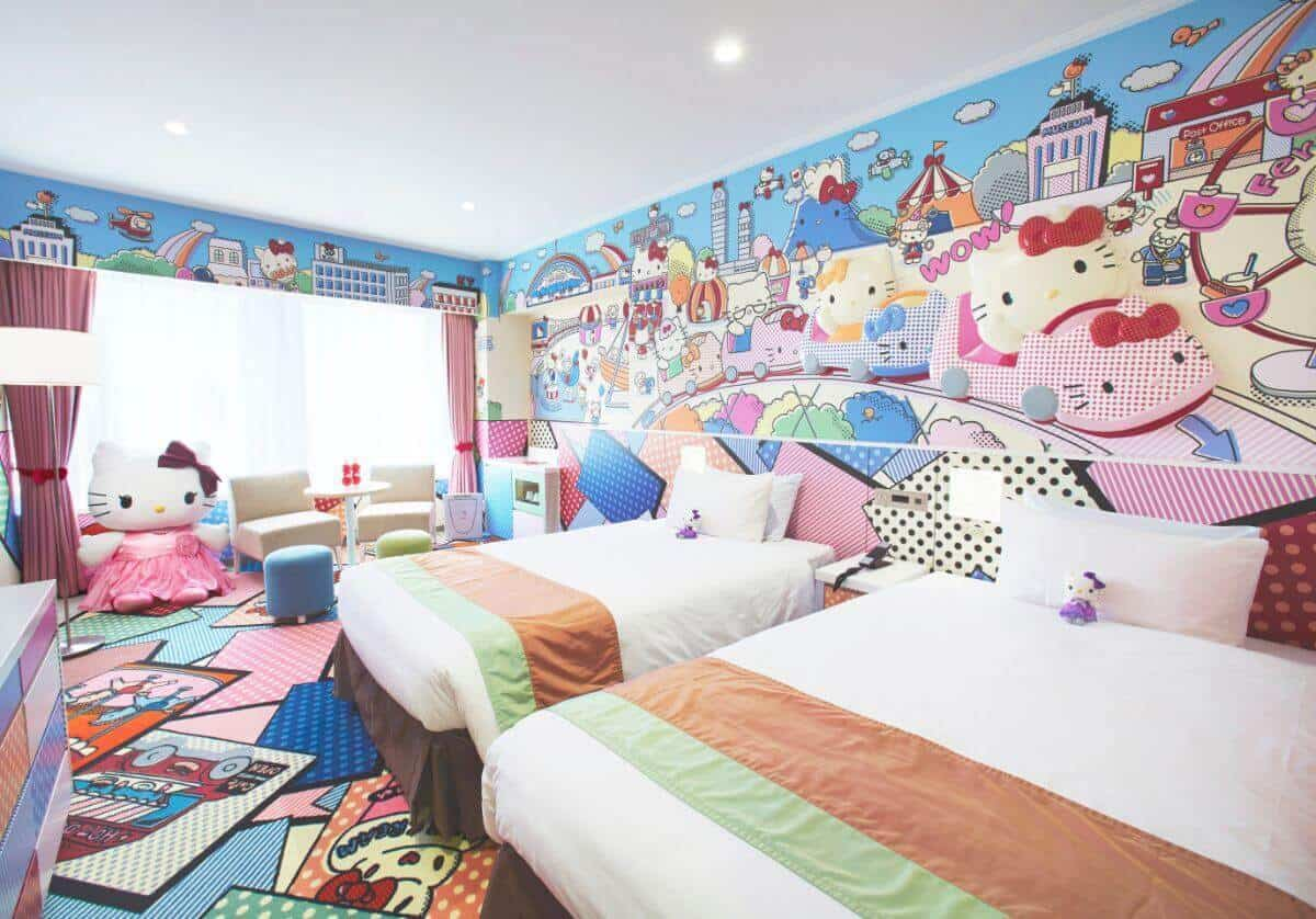 hoteles tematicos japon 2