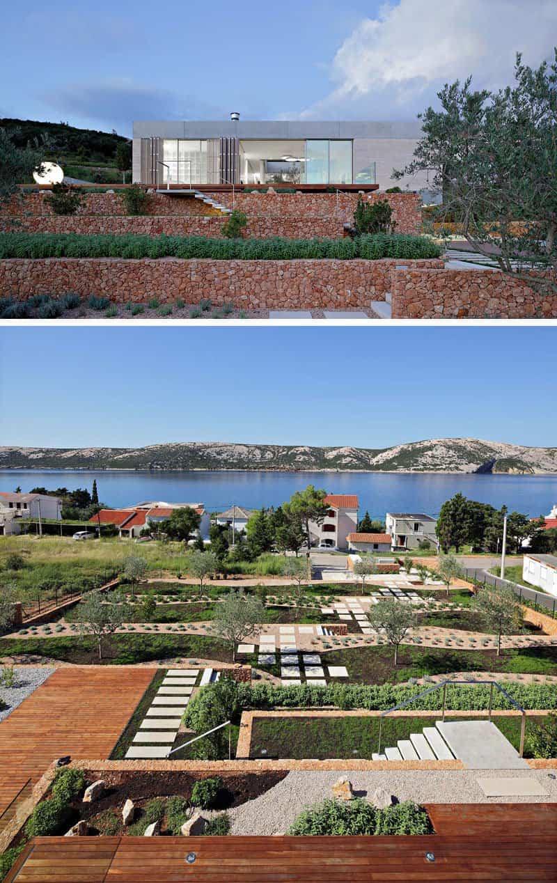 casa isla con patio ajardinado 3