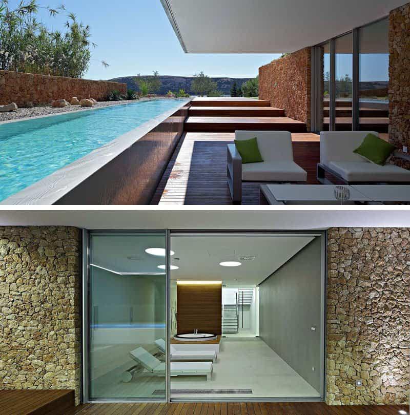 casa isla con patio ajardinado 5