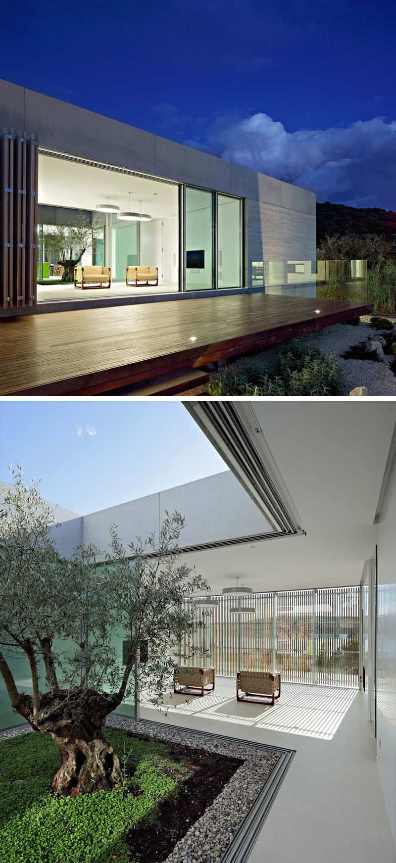 casa isla con patio ajardinado 6