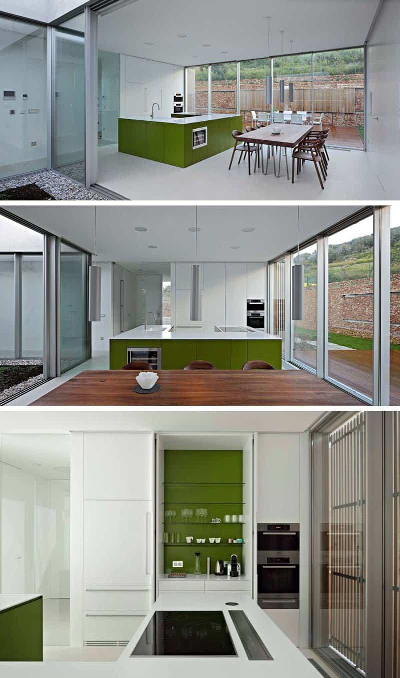 casa isla con patio ajardinado 8