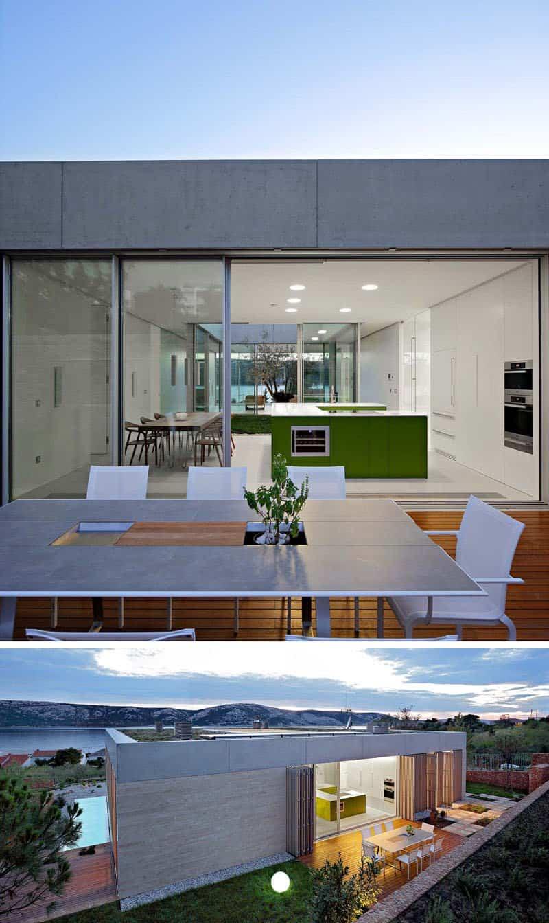casa isla con patio ajardinado 9
