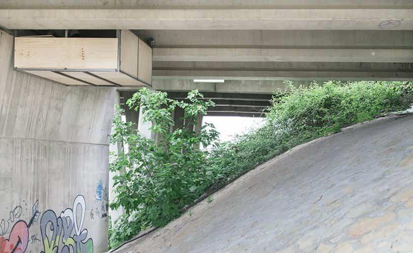 estudio secreto bajo un puente en valencia 2