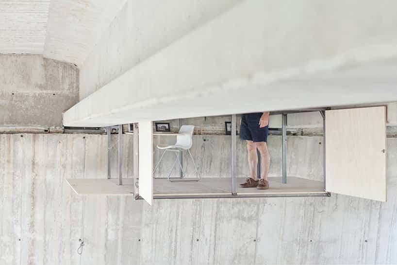 estudio secreto bajo un puente en valencia 5