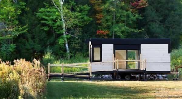 pequena casa sobre ruedas adaptada 2