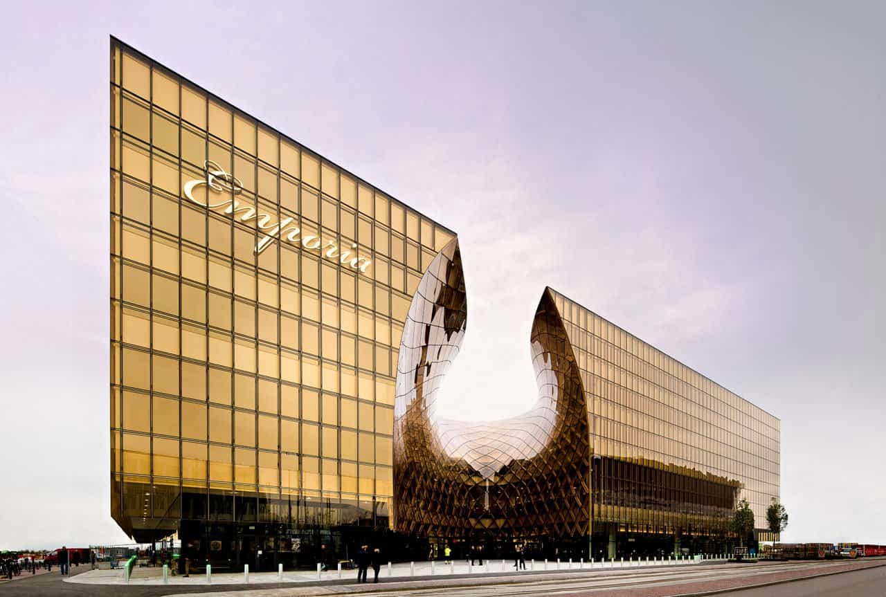 proyectos arquitectura moderna 1 centro comercial emporia