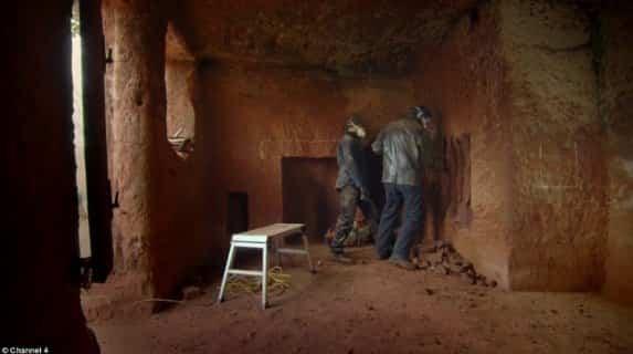 the rockhouser caverna 1