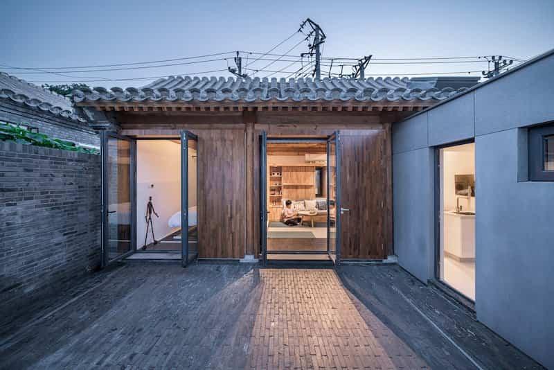 la casa del futuro un hogar inteligente de espacio reducido