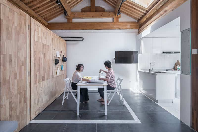 la casa del futuro espacio reducido 3