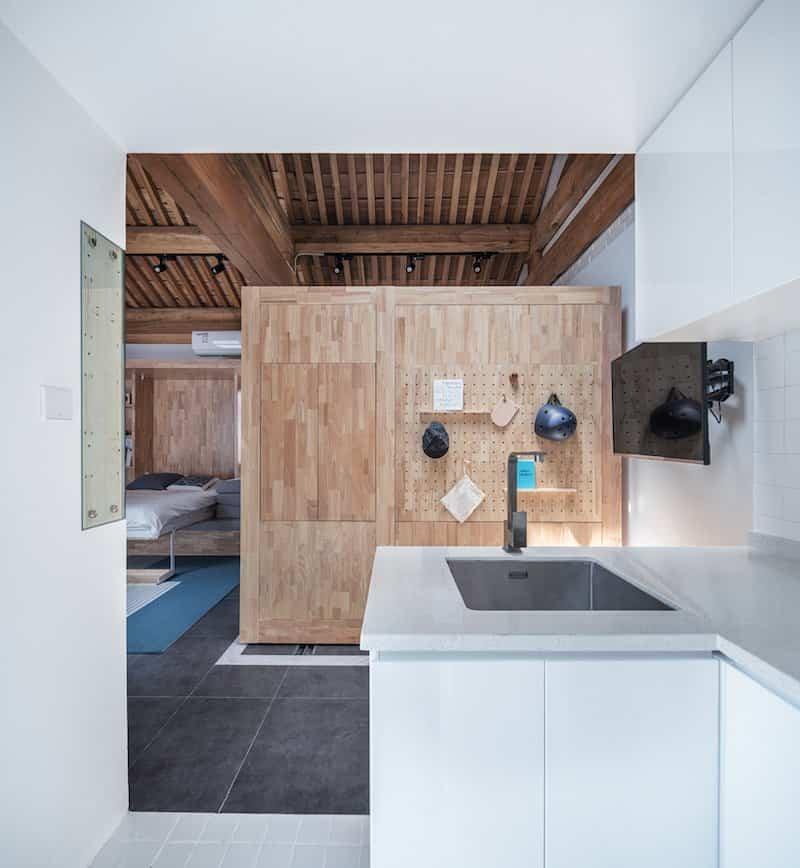 la casa del futuro espacio reducido 4