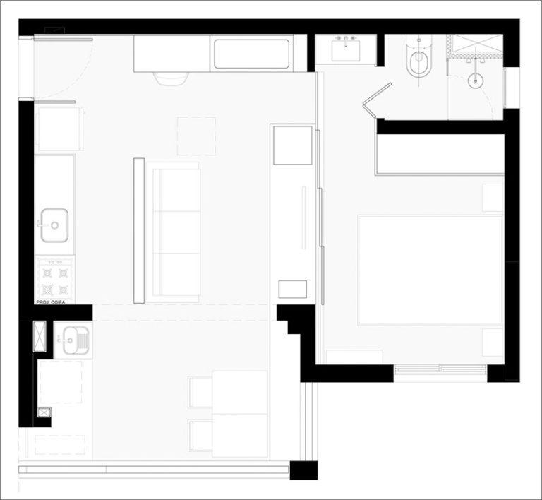 apartamento brasil pared movil 7
