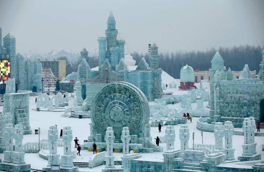 edificios de hielo 1
