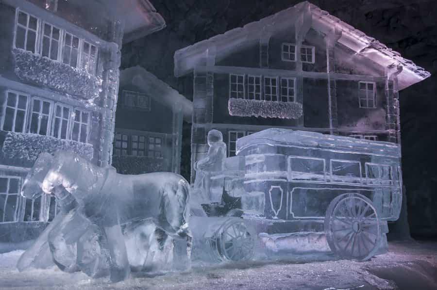 edificios de hielo 2