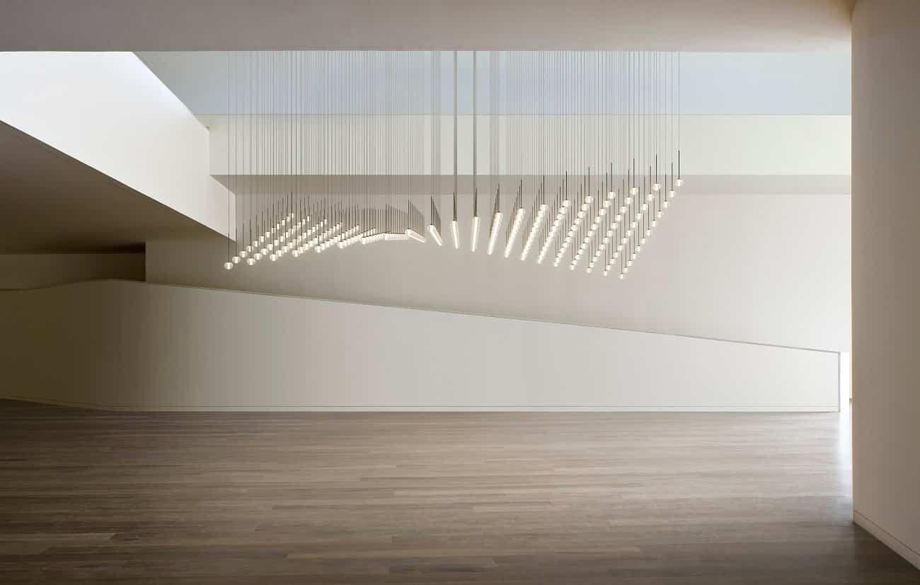 Tecnología LED y la transformación en el diseño de iluminación