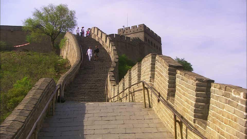 escaleras peligrosas 7 gran muralla de china