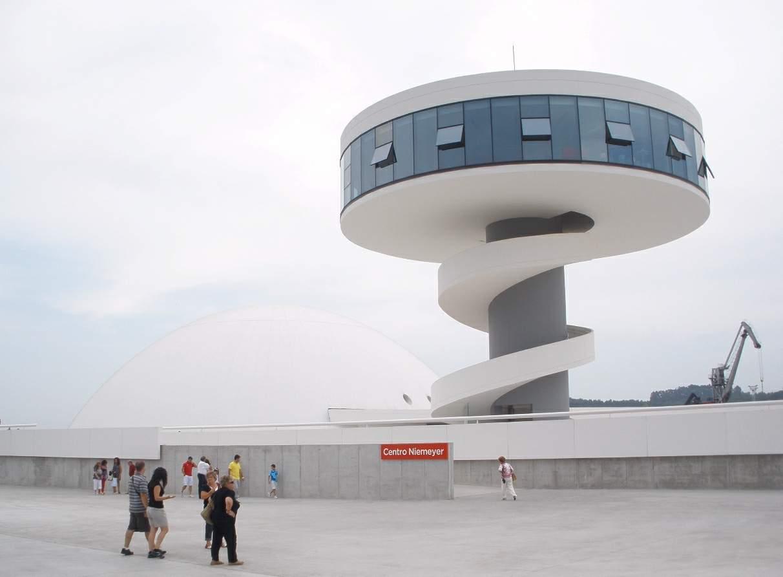 arquitectura moderna 7 centro cultural internacional oscar niemeyer