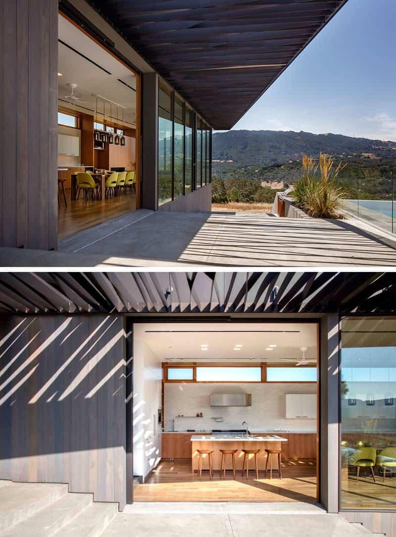 casa con vistas al valle de sonoma 5