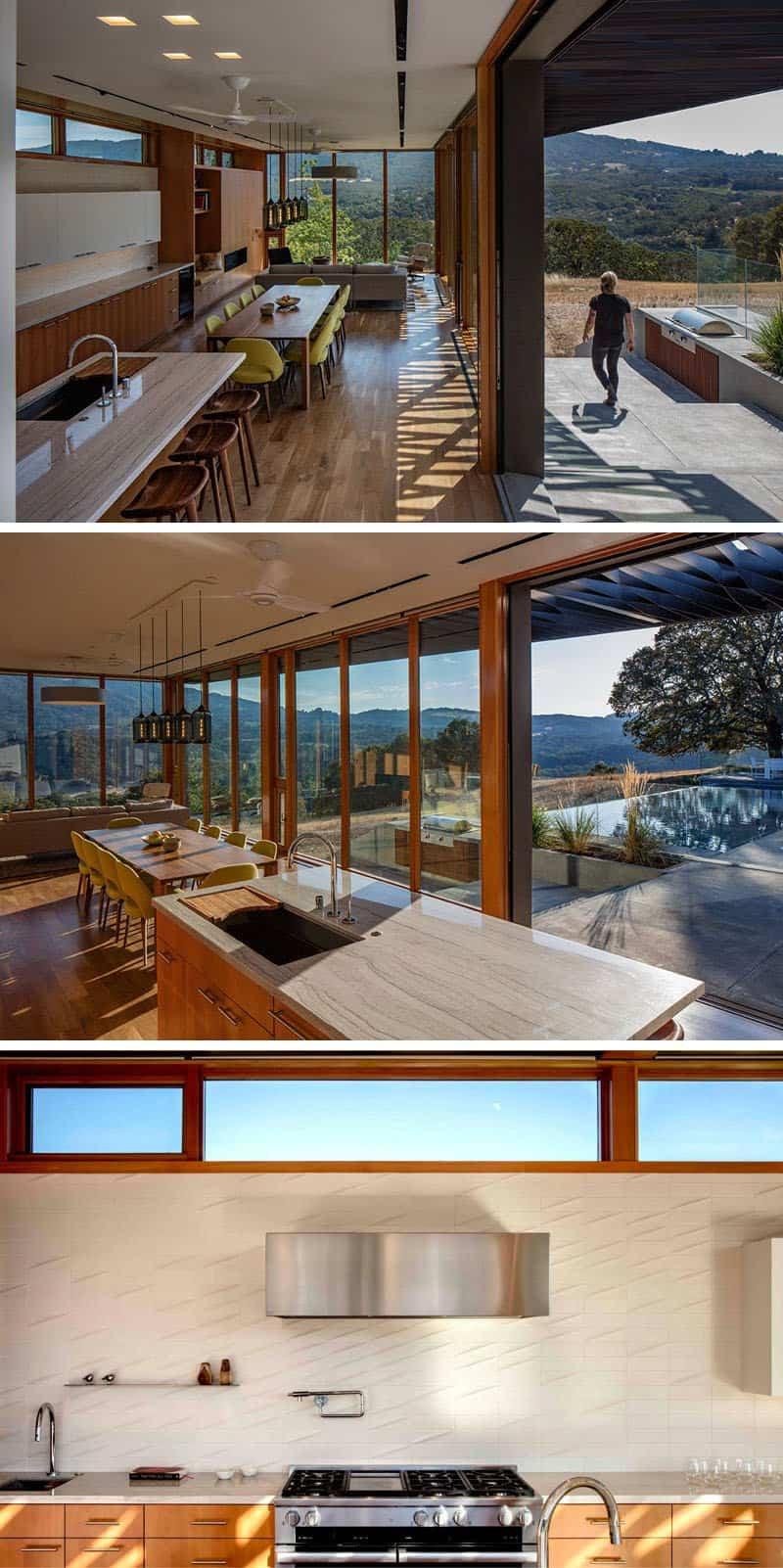 casa con vistas al valle de sonoma 6