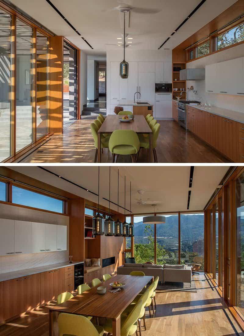 casa con vistas al valle de sonoma 7