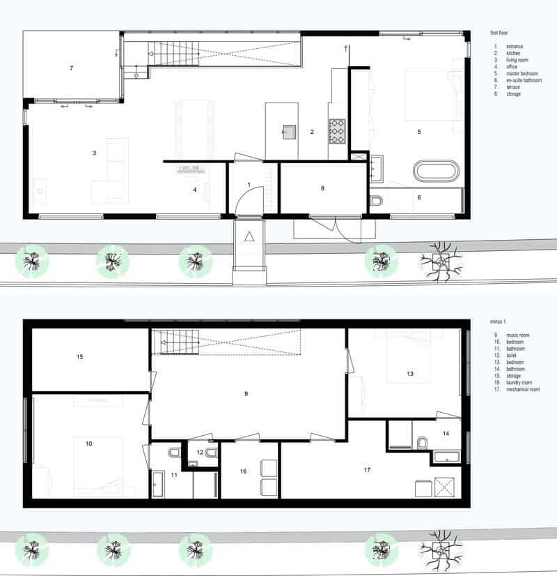 moderna casa flotante 9