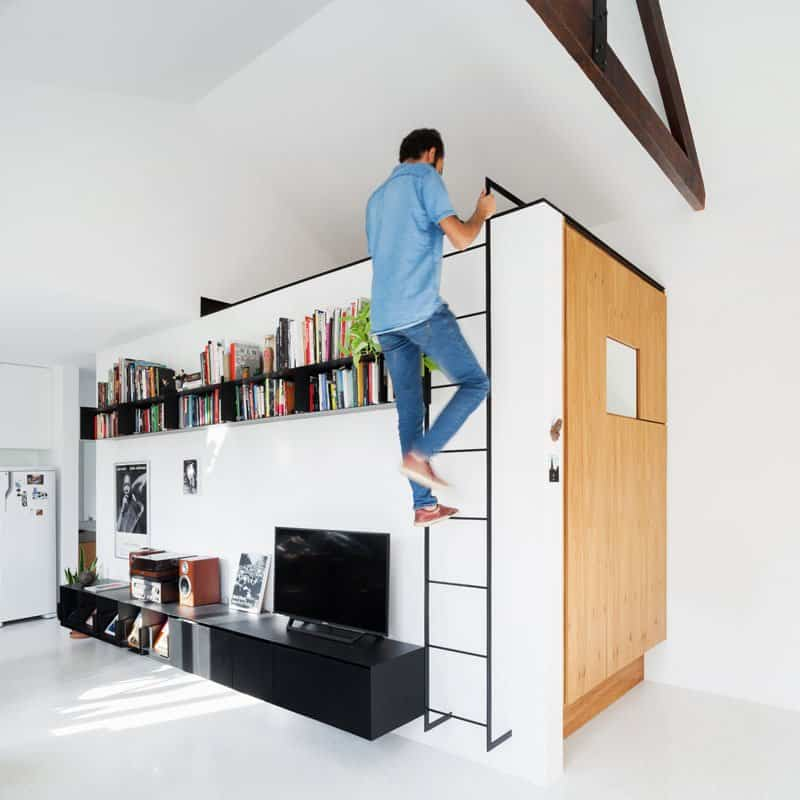 pequeno apartamento zona relax 8