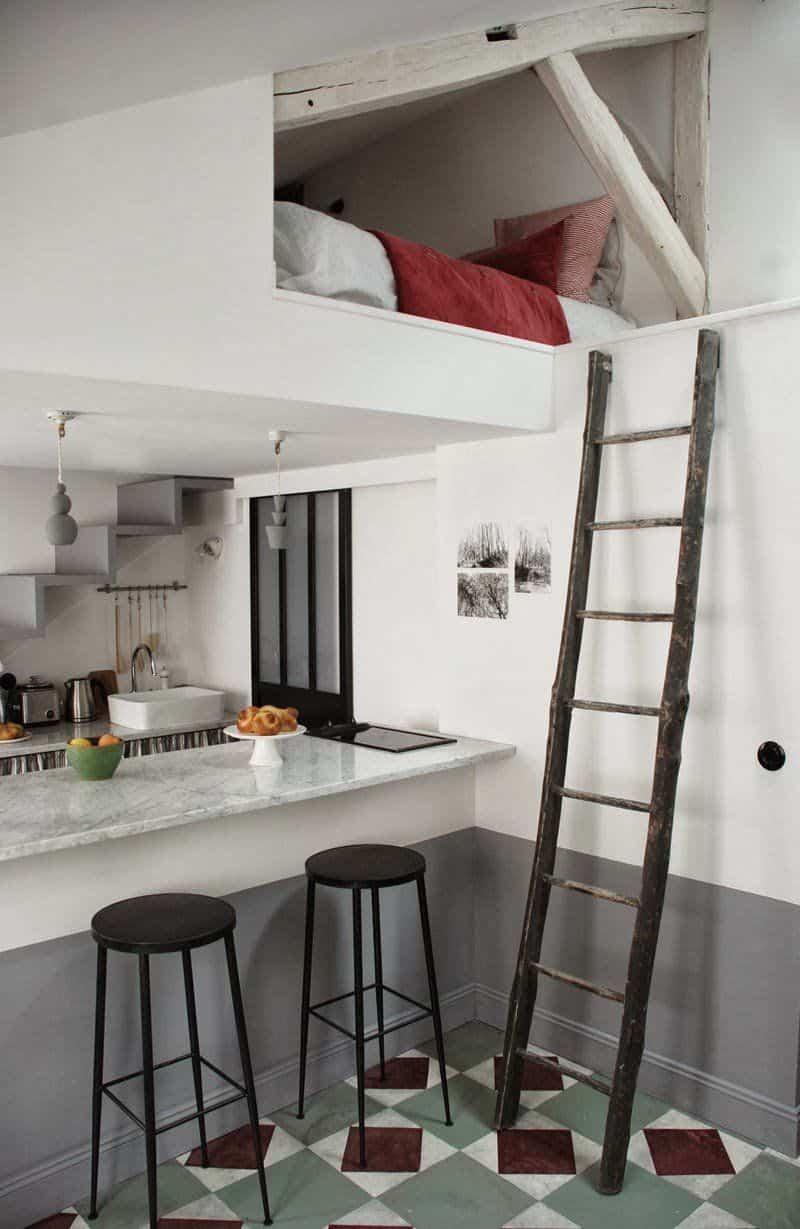 piso reducido paris 6