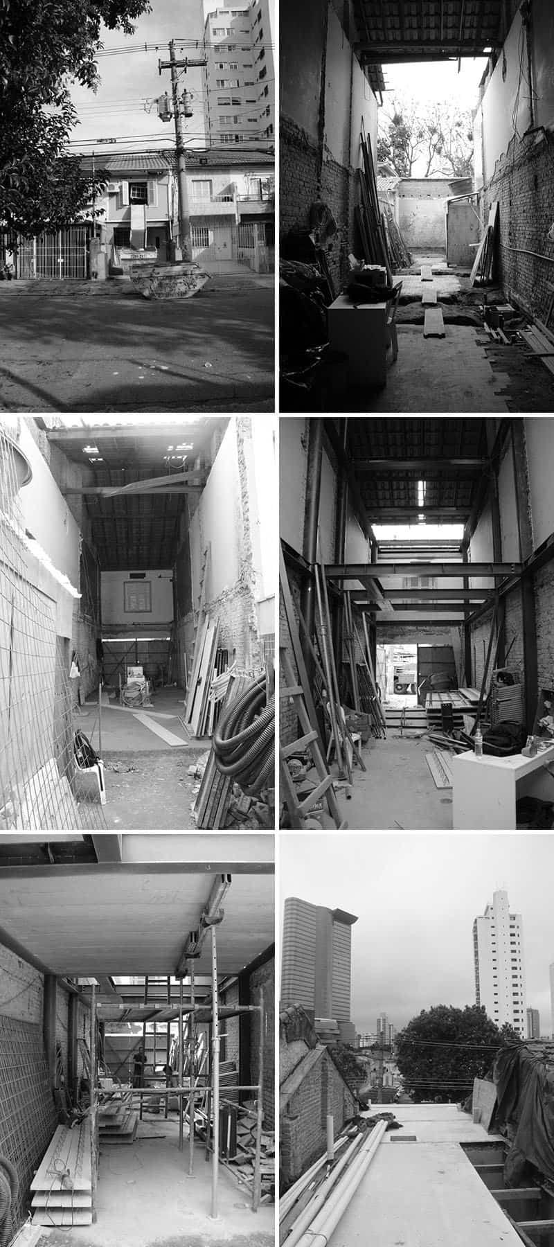 El antes y el después de la transformación de la Casa Piraja