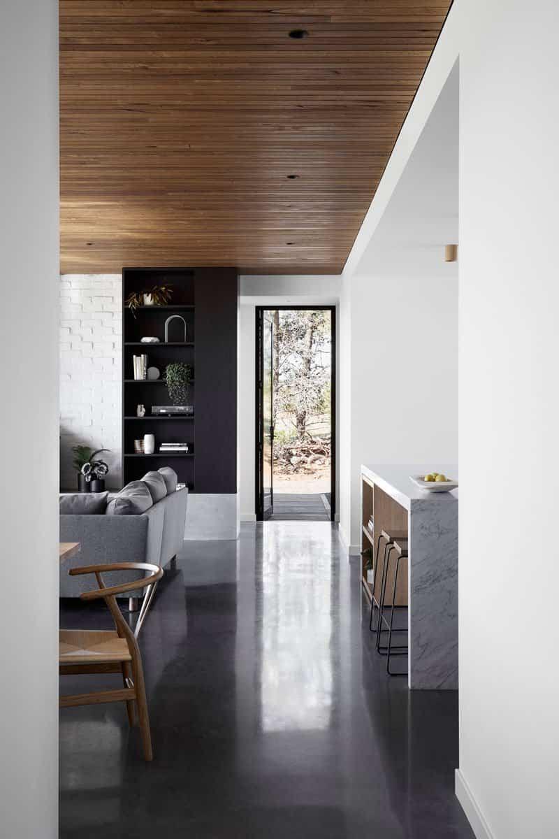 casa minimalista dos pabellones 4