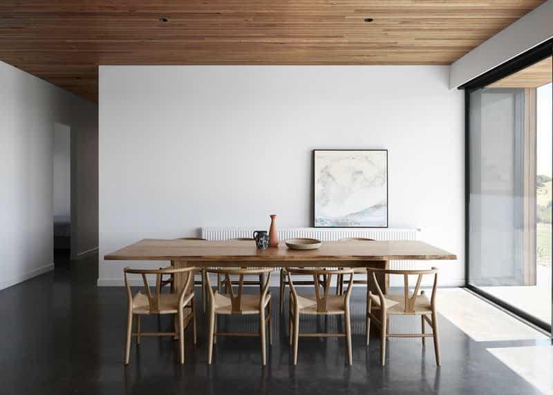 casa minimalista dos pabellones 5