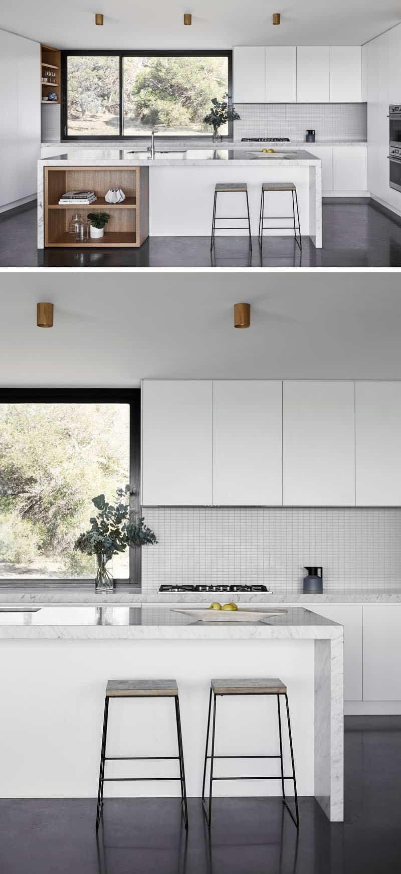 casa minimalista dos pabellones 7