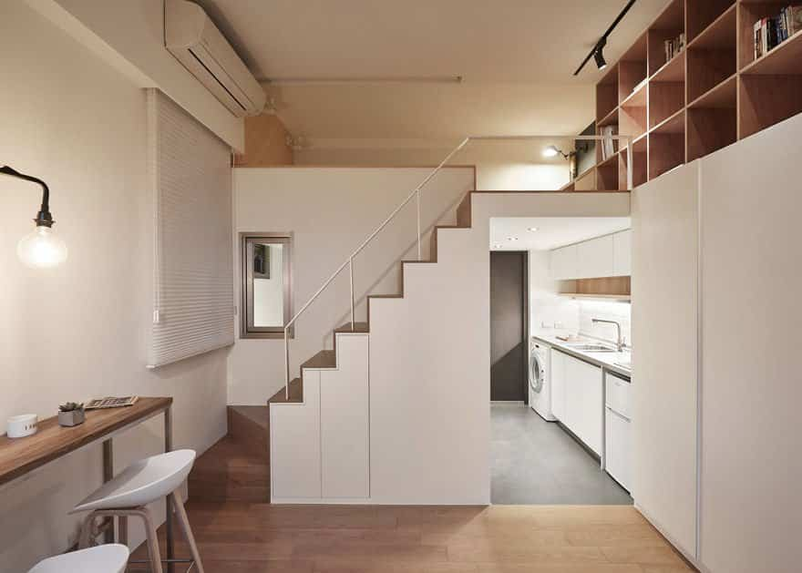 apartamento 22 metros 5