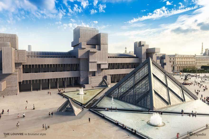 edificios famosos artistas 4