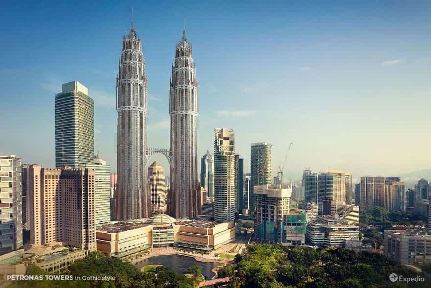 edificios famosos artistas 5