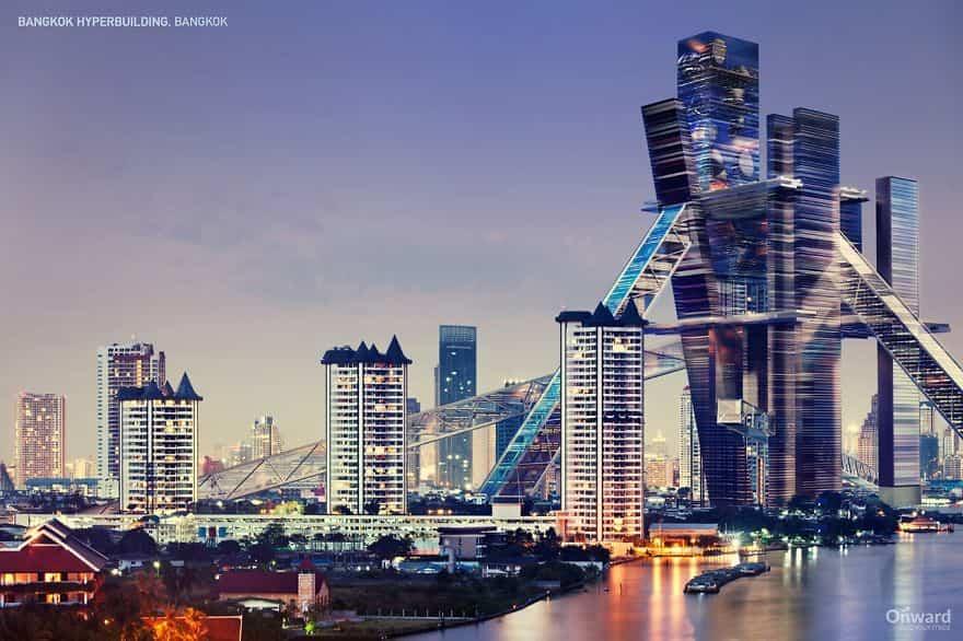 edificios increibles no construidos 1