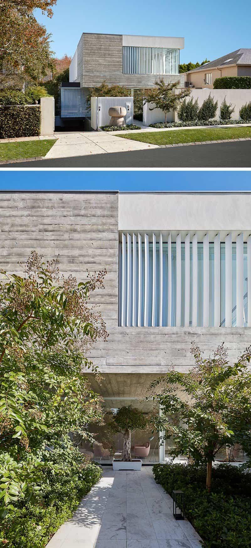 Toorak, una casa minimalista con mucho encanto