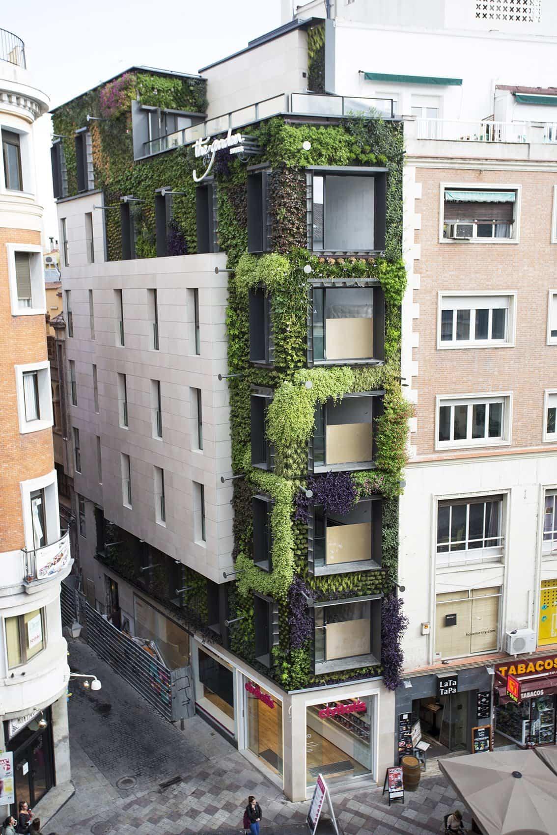 jardin vertical montera madrid 1