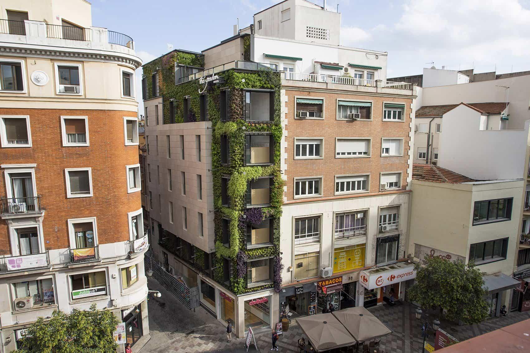 jardin vertical montera madrid 2