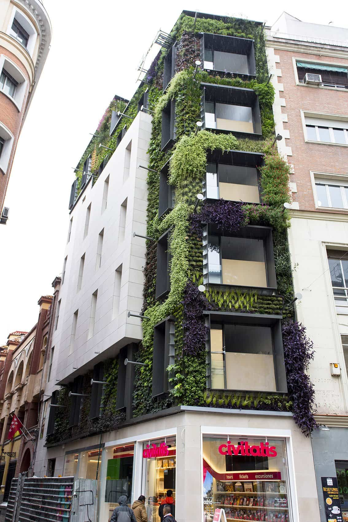 jardin vertical montera madrid 3