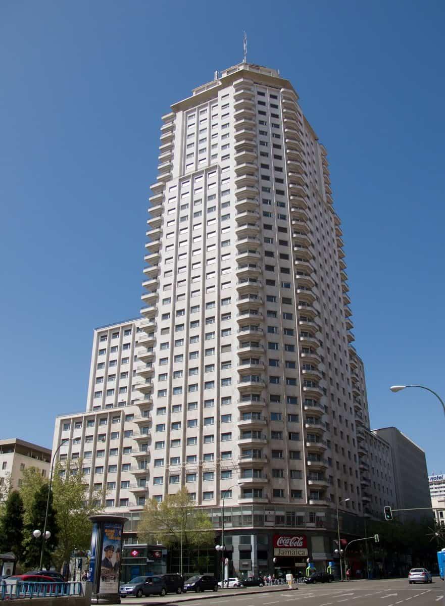 6 torre de madrid