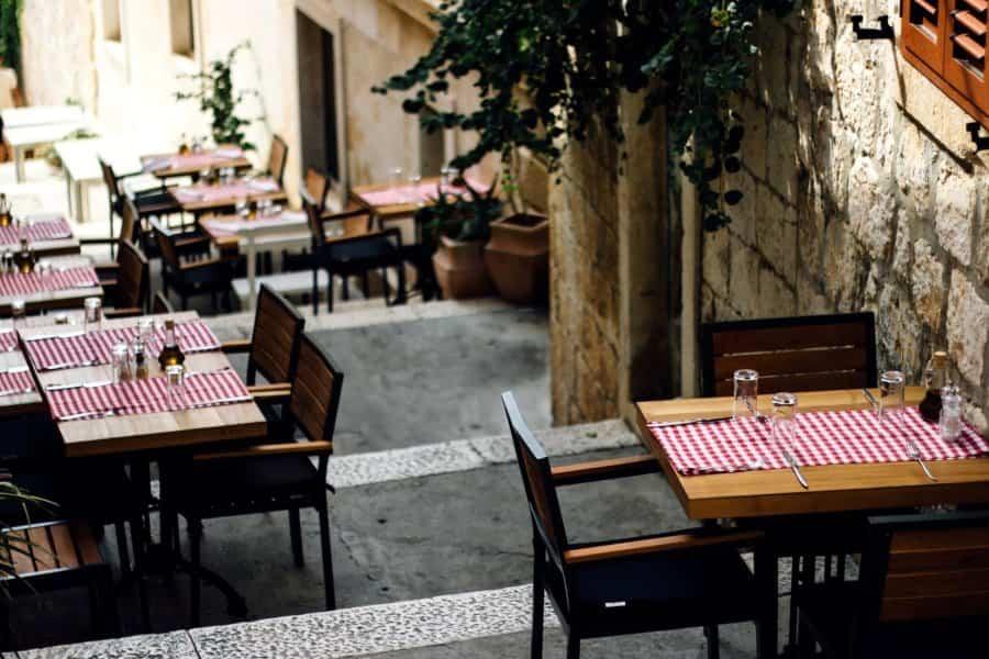 terrazas restaurantes