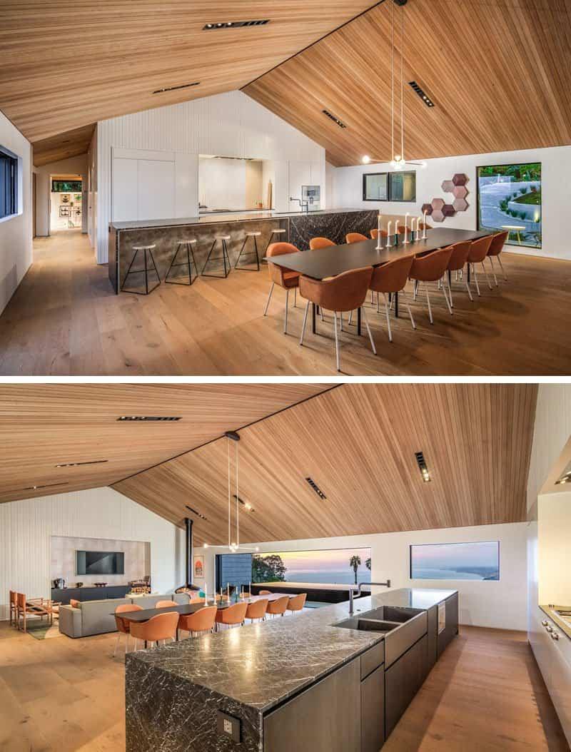 casa estilo escandinava vistas al mar 5