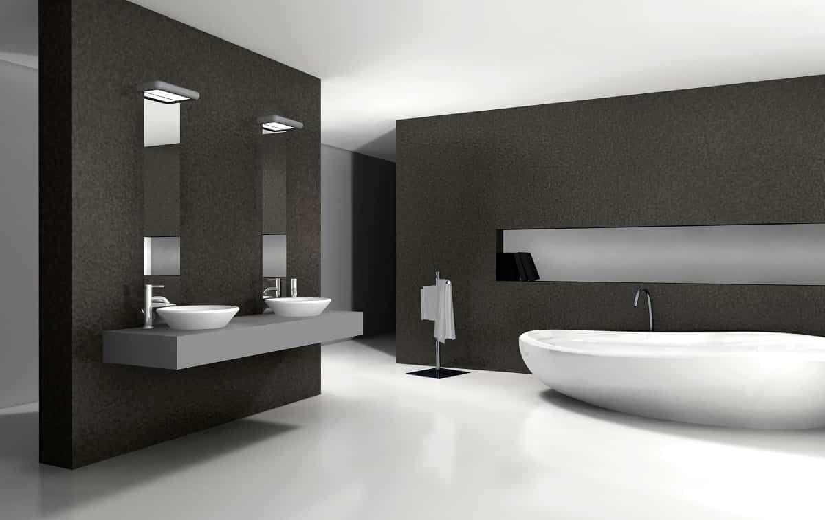 Nuevos tipos de baños en el diseño de interiores