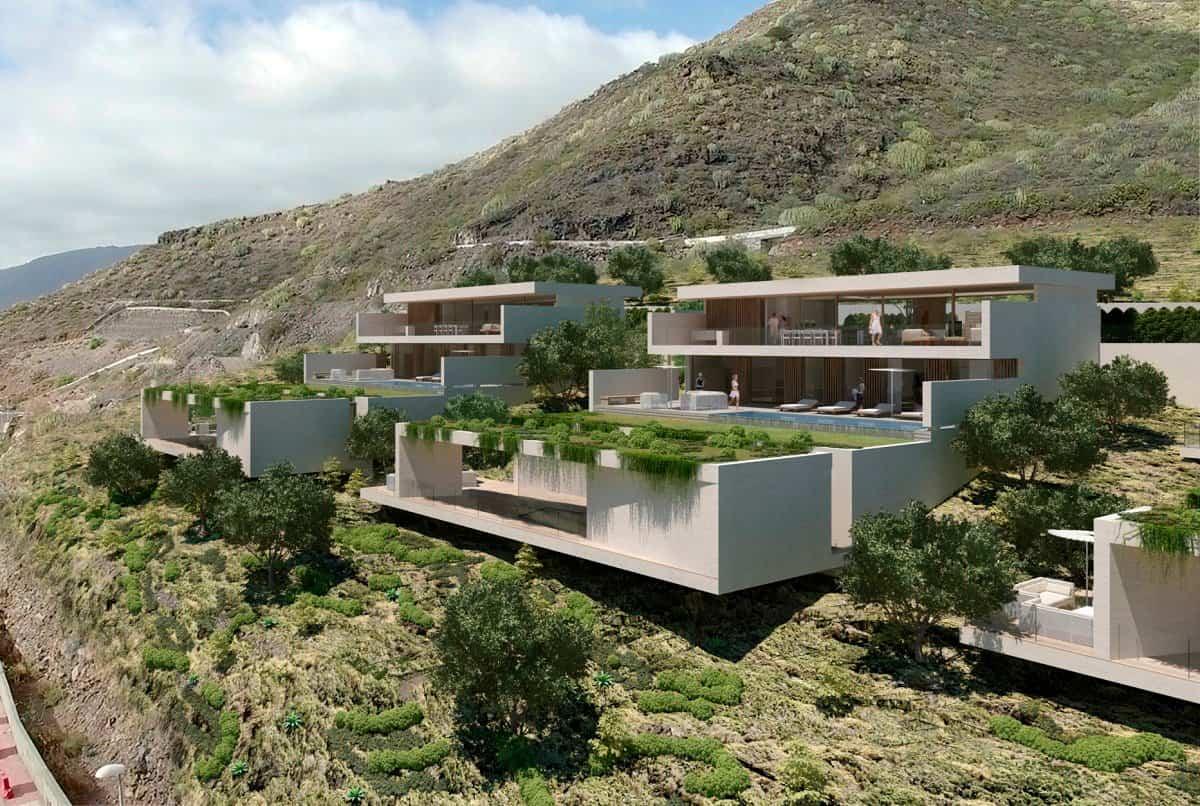 Villa16, el nuevo lujo de Costa Adeje