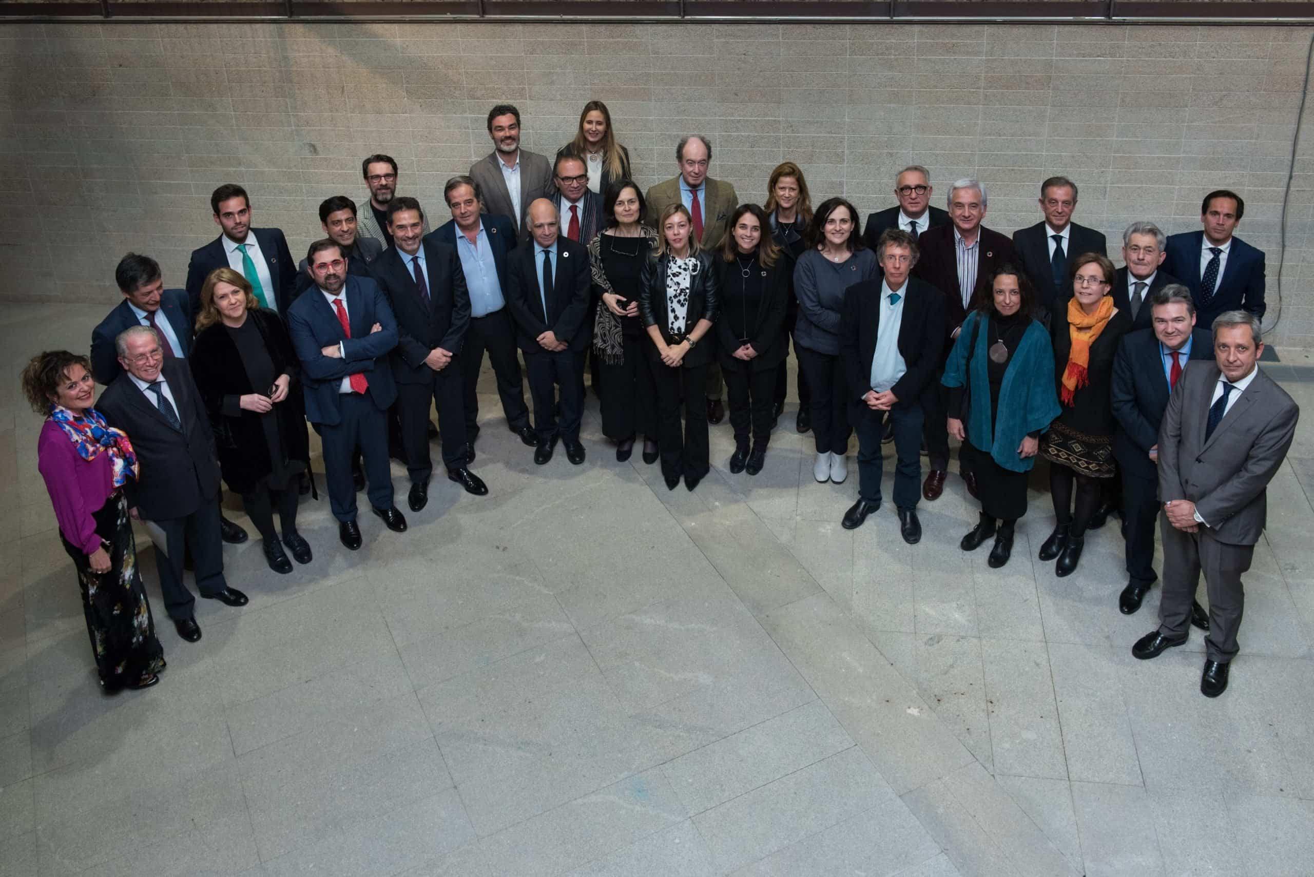 La alianza estratégica del sector de la edificación para alcanzar los Objetivos de Desarrollo Sostenible se consolida con las actividades organizadas por los arquitectos en el marco de la COP25