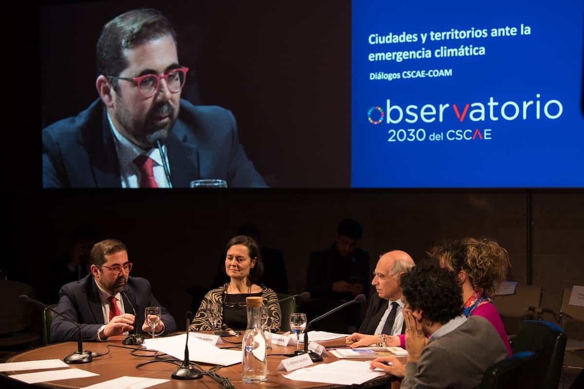 El sector de la edificación en España, alineado para ?actuar ya? frente a la emergencia climática