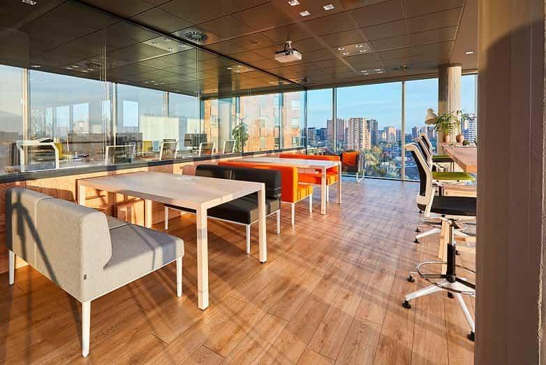 Nuevas tendencias en diseños de oficina